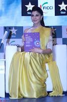 Gorgeous Jacqueline Fernandez  in yellow saree 12.JPG