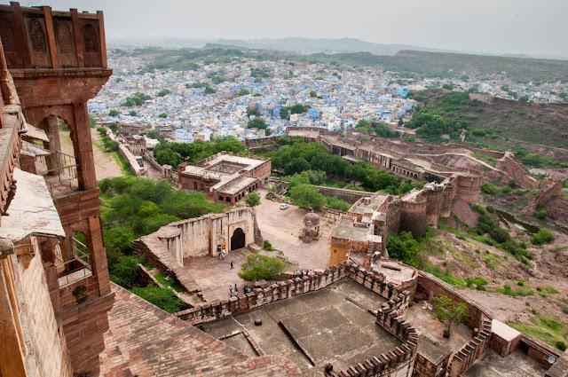 Jodhpur ciudad azul
