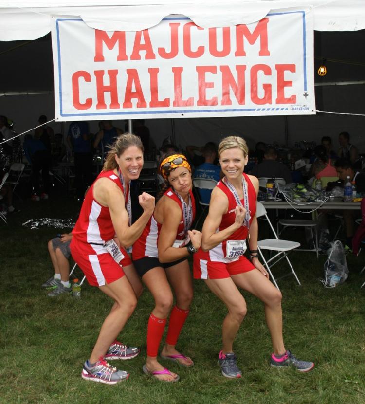 Air Force Half Marathon, MAJCOM Challenge, Air National Guard Runner, Air Force Runner, Air National Guard Team