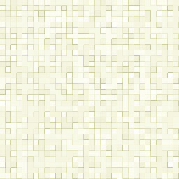 """Beige Pixels"", Background Pattern"