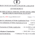 Advertisement of 55 posts for Madhya Pradesh Higher Judicial Service (Entry Level) Exam-2019