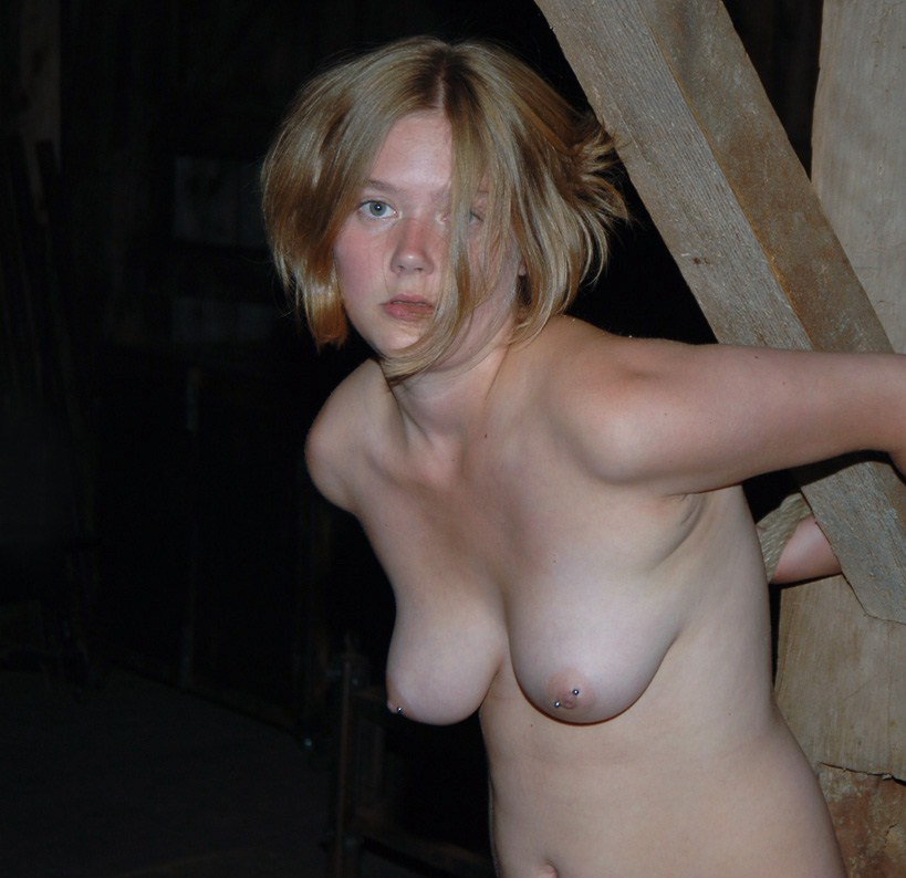 Bound girl whipped and vibed 2
