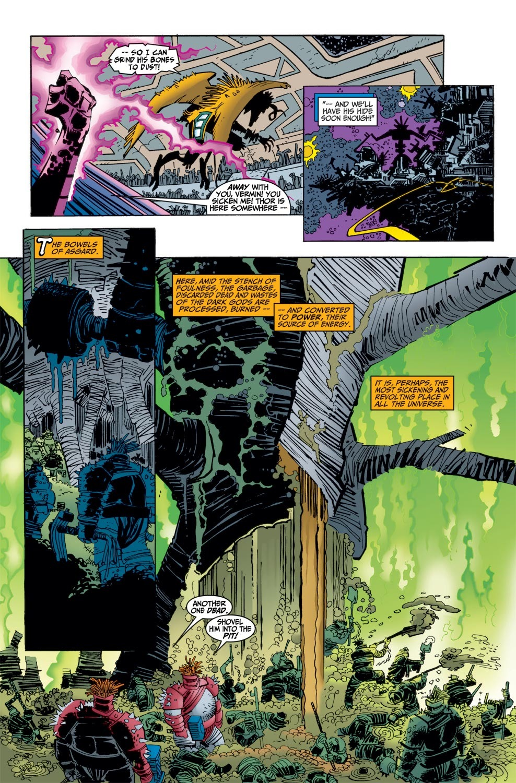 Thor (1998) Issue #11 #12 - English 8