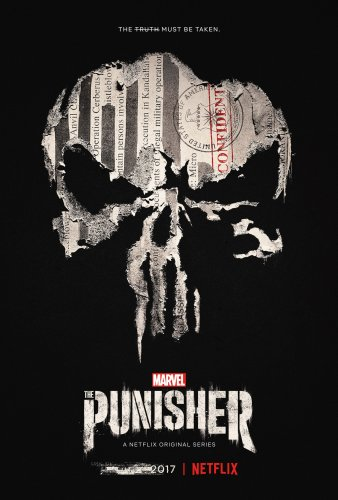 The Punisher Temporada 1 (Web-DL 720p Ingles Subtitulada) (2017)