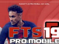 FTS 19 Pro Mobile V3 Mod Apk Data OBB by Aaf Azril