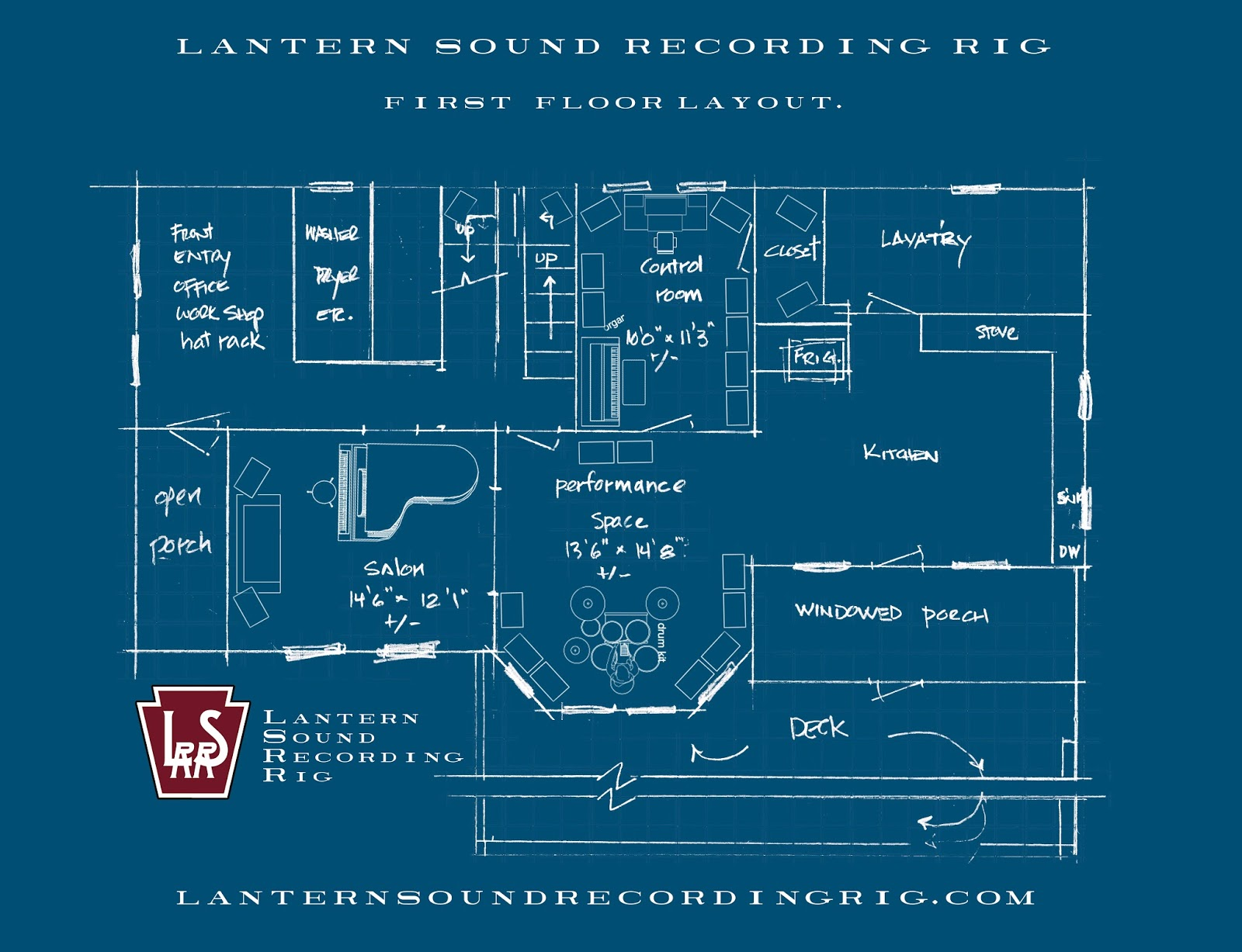 Salon blueprint homedics cool mist ultrasonic humidifier the lantern sound recording rig route of the relaxed recording lsrr2bfirst2bfloor2bblueprint lantern sound recording rig floor planhtml salon blueprint malvernweather Image collections