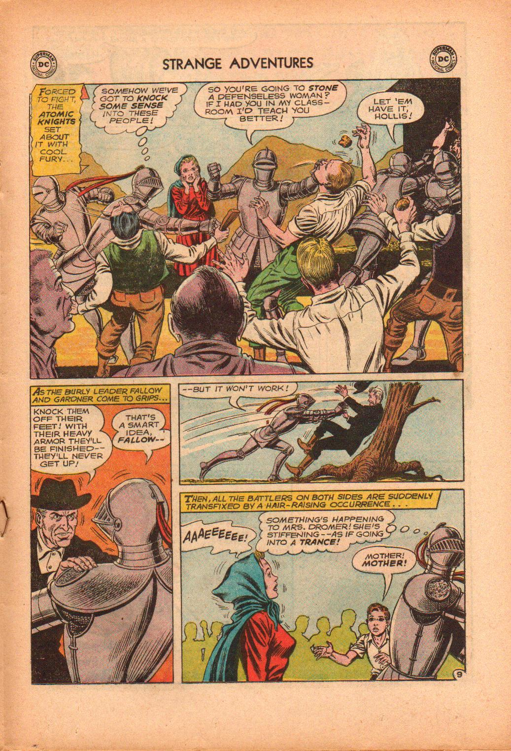 Strange Adventures (1950) issue 156 - Page 23