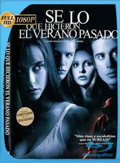 Se Lo Que Hicieron El Verano Pasado 1997 HD [1080p] Latino [Mega] dizonHD