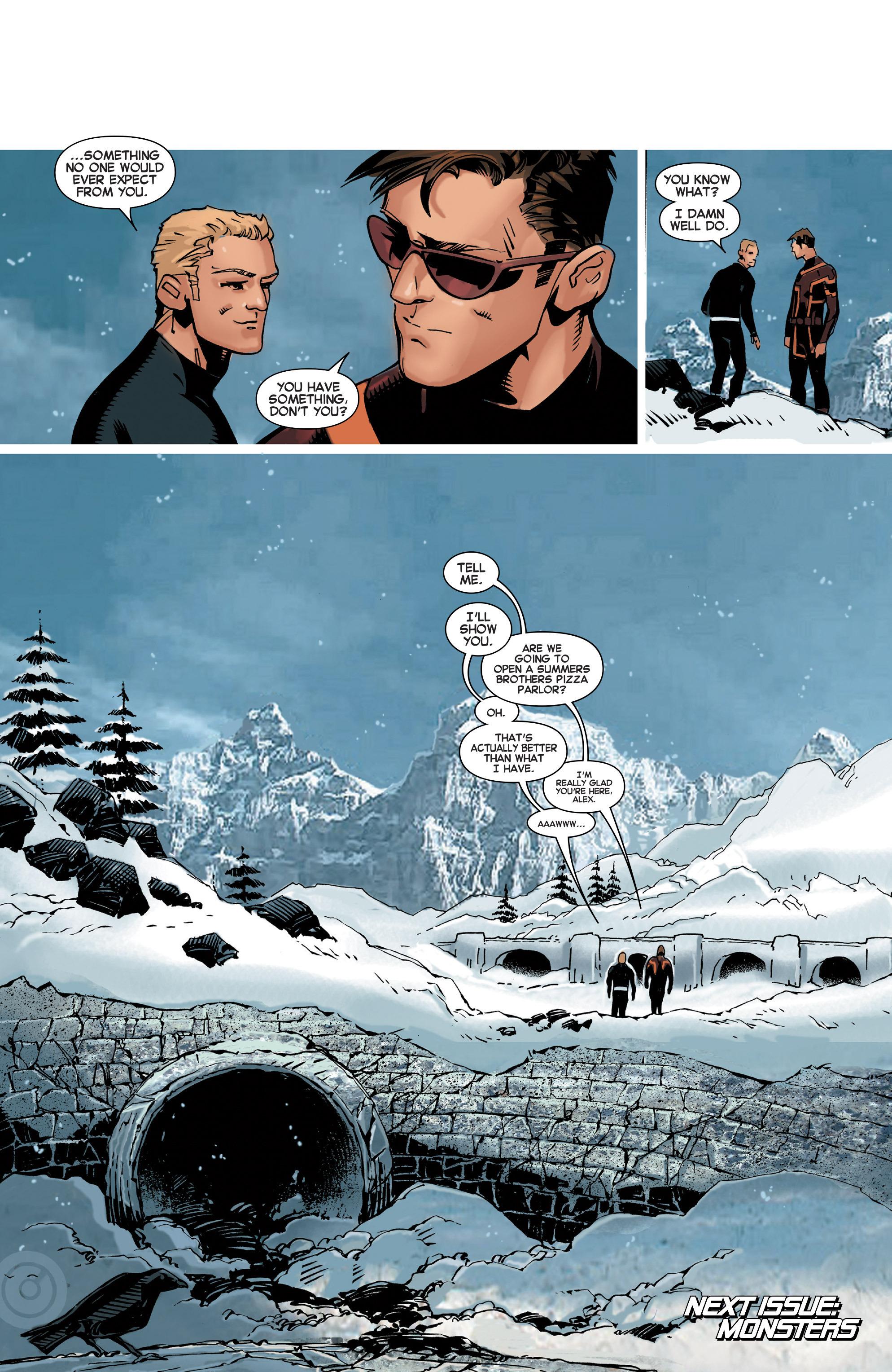 Read online Uncanny X-Men (2013) comic -  Issue #32 - 20