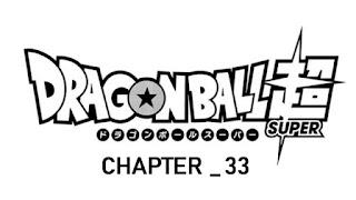 Dragon Ball Super Manga Chapter 033