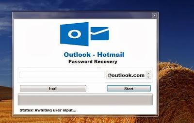 How to retrieve forgotten hotmail password