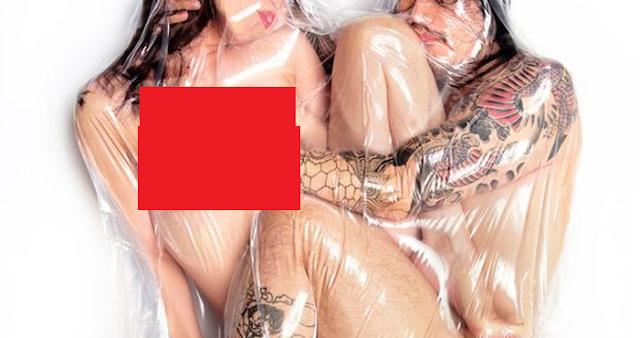 Φρικιαστική νέα μόδα: Ζευγάρια τυλίγονται σε πλαστικό μέχρι ασφυξίας, ως απόδειξη της αγάπης τους! (photos)