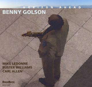 """Benny Golson: """"Horizon Ahead"""" / stereojazz"""