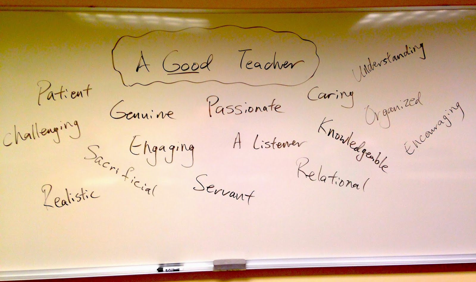 What are the essential characteristics of a good parent essay