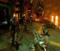 لعبة دوم Doom 2016