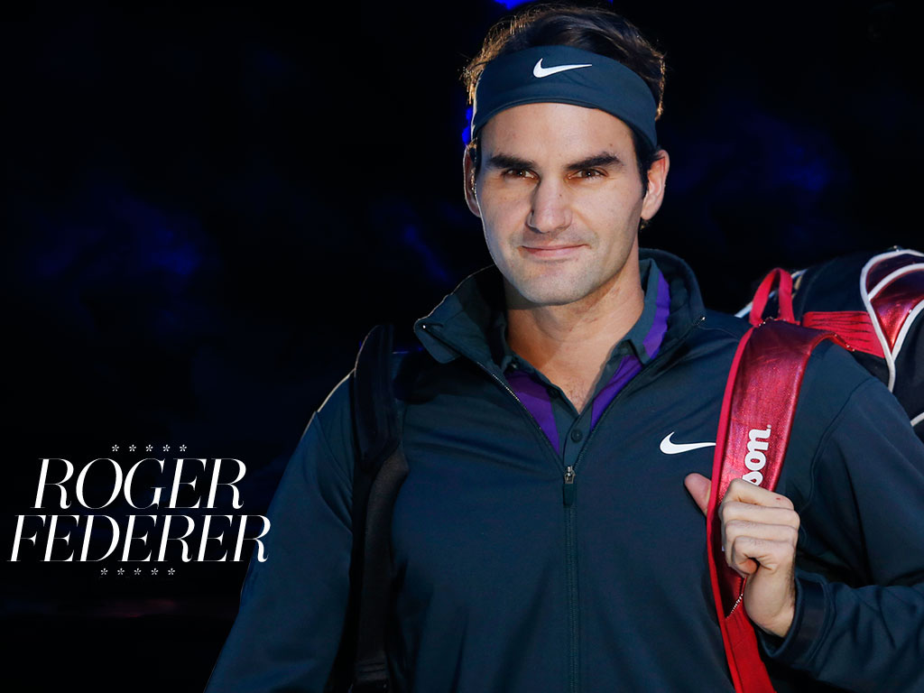 Roger Federer Hd: Roger Federer New HD Wallpaper 2013