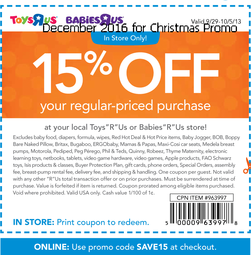 toys r us coupons december  free shipping