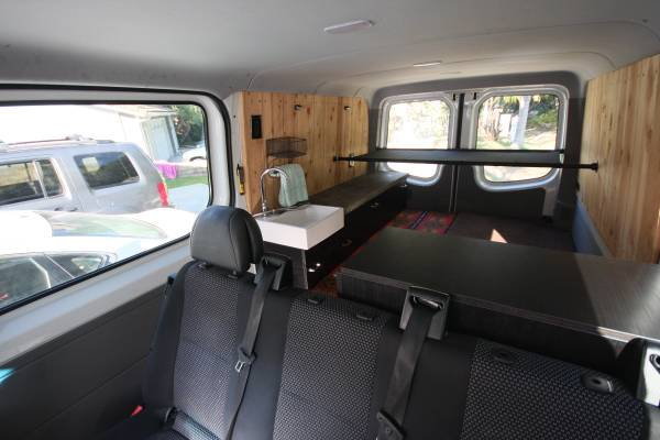 Used Rvs 2008 Dodge Sprinter Adventure Van For Sale By Owner