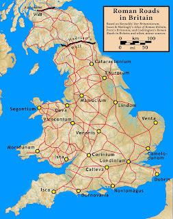 roman roads in britain