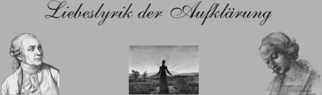 Gedichte Und Zitate Fur Alle Liebeslyrik Der Aufklarung