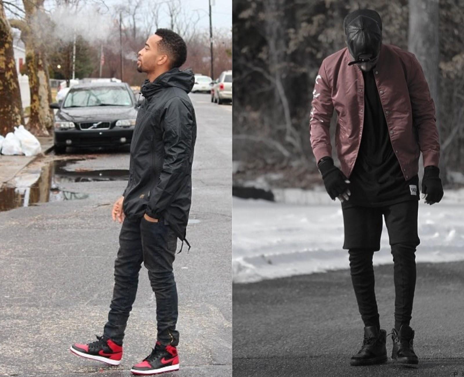 Mens Streetwear Outfit Ideas
