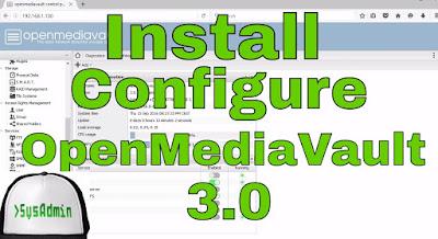 OpenMediaVault 3.0 - OMV 3.0