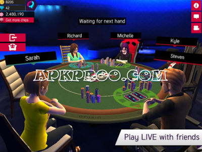 Download Game World Championship Poker All In PPSSPP ISO Full Version
