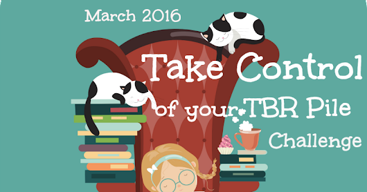Books I Plan to Read for Take Control of Your TBR