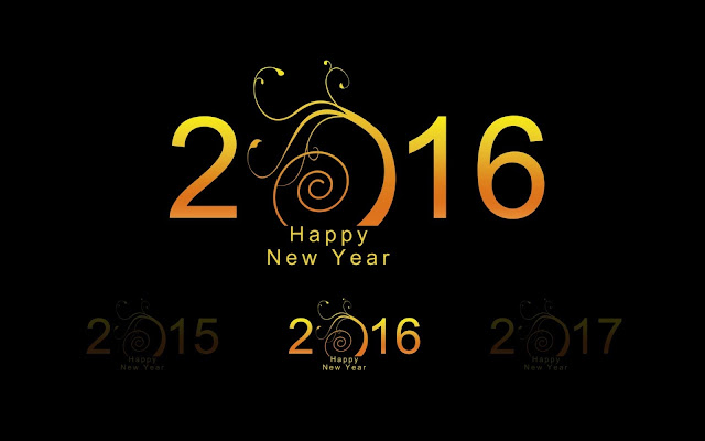Free Download Happy New Year 2016 HD Wallpaper 30