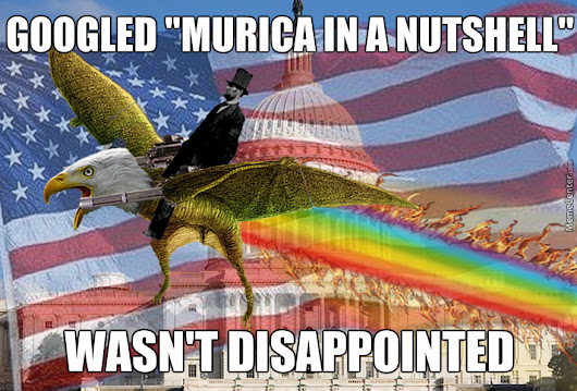 Happy 'Murica Day!!!