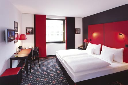 Angelo Hotel Prague Booking