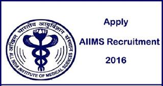 AIIMS-Delhi Recruitment 2017 Apply online for 257 Nursing Officer at New Delhi, Delhi Last Date : 14-07-2017