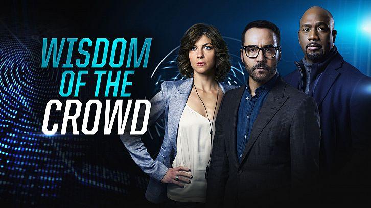 Wisdom of the Crowd Season 1 พลังสืบอัจฉริยะ ปี 1 ทุกตอน พากย์ไทย