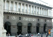 The Teatro di San Carlo in Naples  adjoins the Royal Palace