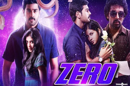 Zero 2016 Hindi Dubbed 720p HDRip 1GB