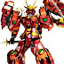 "Painted Build: MG 1/100 ""Crimson Emerald"" Sengoku Astray Gundam"