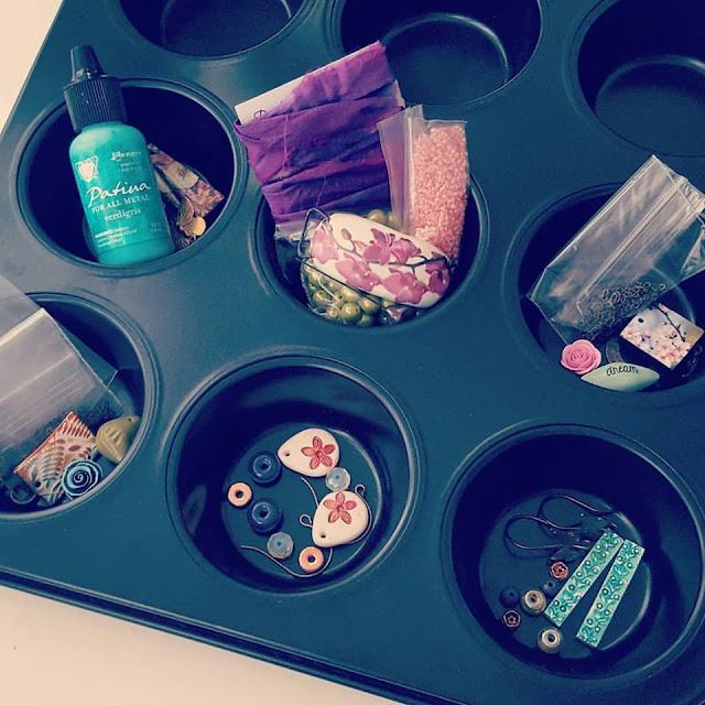 Humblebeads Blog: Muffin Tin Challenge Winner