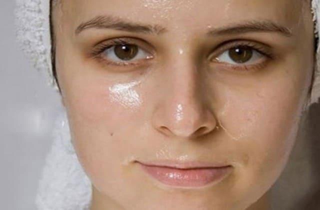 Solusi untuk wajah berminyak