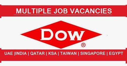 DOW CONSTRUCTION & CHEMICALS JOB OPENINGS | UAE | QATAR | SAUDI