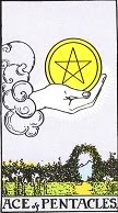 Ace of Pentacles in Love and Relationships - Priania