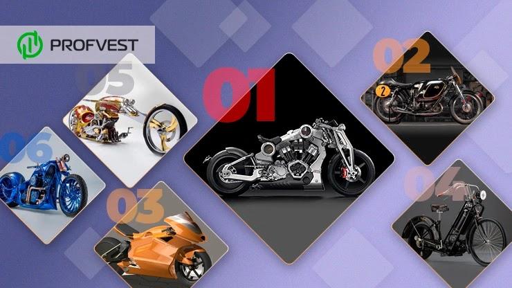 Самые дорогие мотоциклы в мире цена ТОП-10 байков
