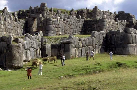 Cusco ruin