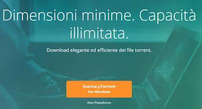 Come scaricare uTorrent per windows