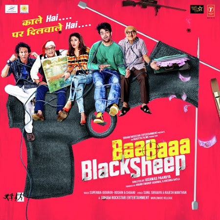 Baa Baaa Black Sheep (2018) Movie Poster