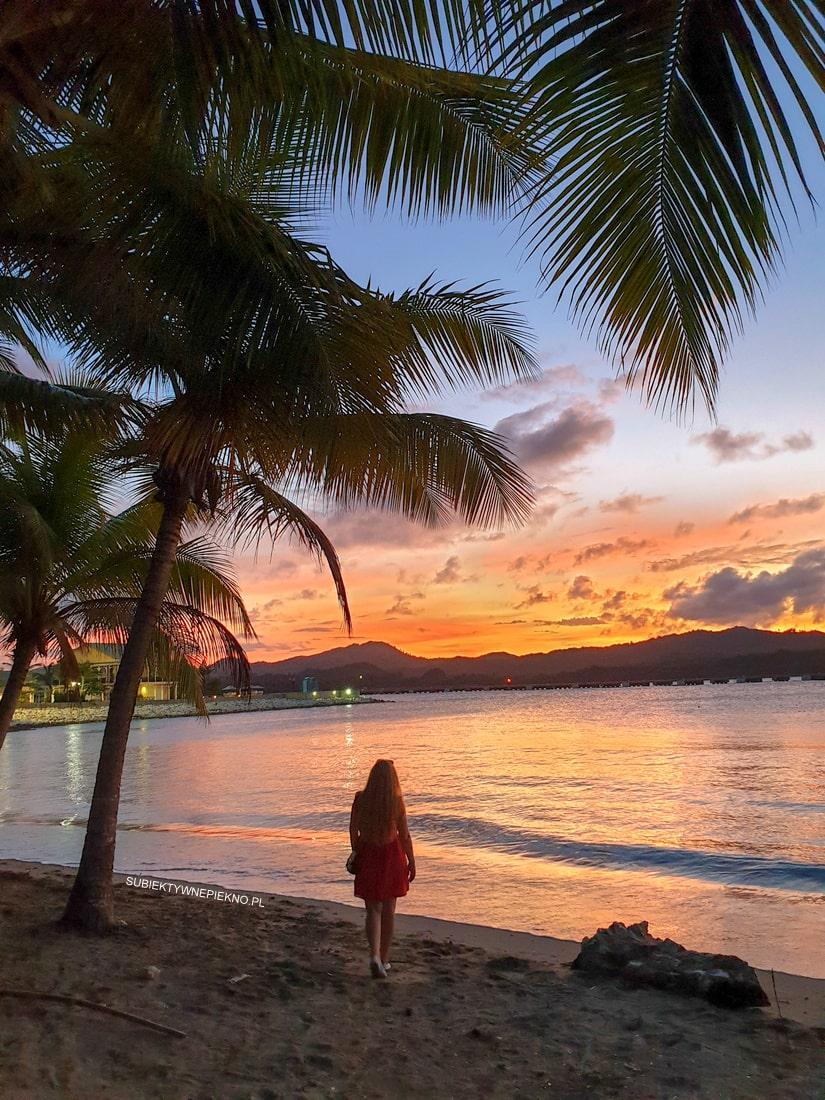 Dominikana Puerto Plata zachód słońca, atrakcje, pogoda, natura, krajobrazy i porównanie z Punta Cana