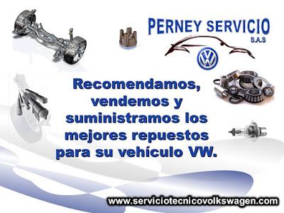 Perney Servicio SAS Repuestos para VW