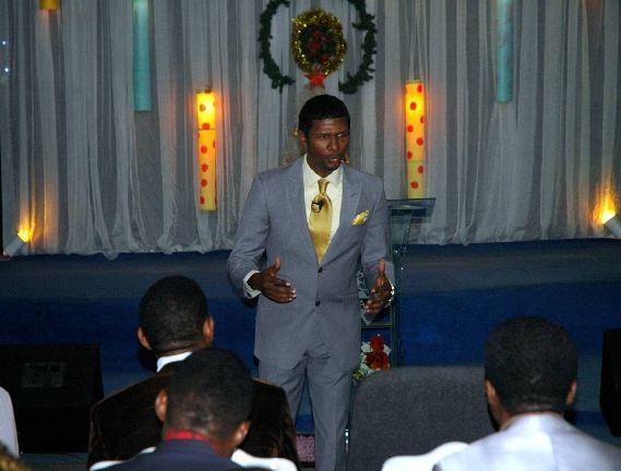 Pastor David Okoye
