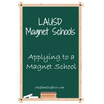 Applying to a Magnet School - chieffamilyofficer.com