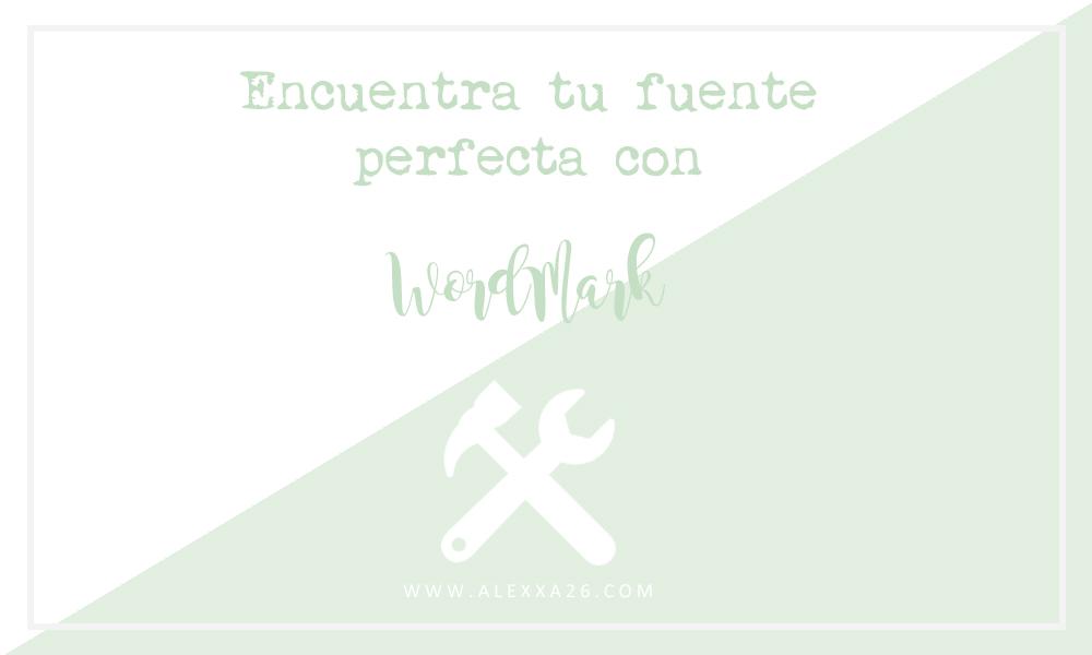 WordMark la página web que te ayuda a encontrar tu fuente perfecta