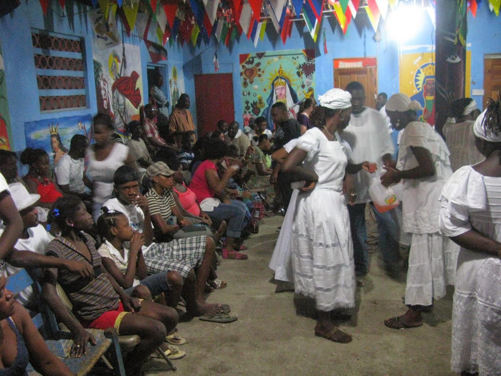 religion vaudou en haiti